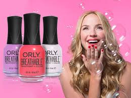 <b>Лак для ногтей</b> Orly Breathable: польза и стиль в одном флаконе ...