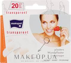 <b>Matopat</b> - Медицинский <b>пластырь Matopat Transparent</b>: купить по ...