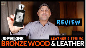 Jo Malone Bronze <b>Wood</b> & <b>Leather</b> Review + Where To Get The ...