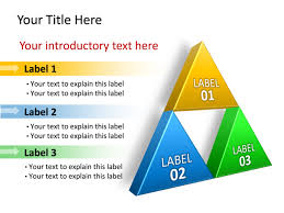 powerpoint slide   triangle diagram   d    triangles    powerpoint slide   triangle diagram  d multicolor   triangles tg