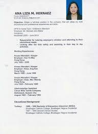 resume template sample objective nanny volumetrics co sample resume template sample objective nanny volumetrics co sample resume objective general labor sample resume objective for ojt hrm students sample resume