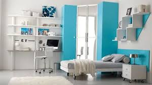 room cute blue ideas: wonderful white blue glass wood unique design cool teen beds teenage room girl themed wall paint
