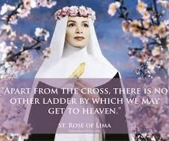 Image result for st rose of lima