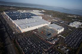 Image result for Boeing Everett Plant