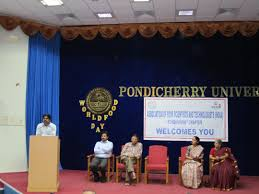 department of food science and technology pondicherry university department of food science and technology