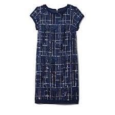Vince Camuto Vince Camuto <b>Plaid Sequin Dress</b> | Designer Shoes ...