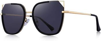 OLIEYE <b>Polarized</b> Cateye <b>Sunglasses</b> for Women <b>Fashion</b> Mirrored ...