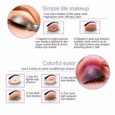 <b>MEIS Brand Makeup</b> Cosmetics Professional <b>Makeup</b> 1 Color <b>Eye</b> ...