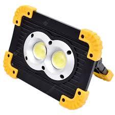 <b>Skywolfeye</b> E3406 Searchlight Golden brown LED Camping Lights ...