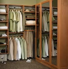 interior light brown wooden closet agreeable design mirrored closet