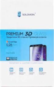 <b>Стекло защитное Solomon</b> Samsung Galaxy A30 3D Full Glue ...