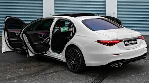 <b>2021</b> Mercedes S-Class S500 - Gorgeous <b>Luxury</b> Sedan in detail ...