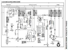 lexus es vcv series electrical wiring diagram