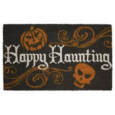 Mohawk <b>Home Halloween Skeleton</b> and <b>Pumpkin</b> Mat in the ...