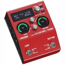 <b>Boss RC</b>-<b>10R</b> Rhythm <b>Loop Station</b> купить Гитарные луперы <b>Boss</b> ...
