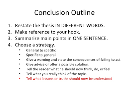 speak essay conclusion   argumentative essay topics for ethicsessays and speeches grade level or special area  th grade language arts written by  donna seekamp  aurora academy charter school  aurora  colorado
