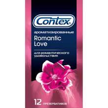 <b>CONTEX Презервативы</b> №12 <b>Romantic Love</b> ароматизированные