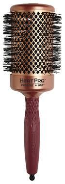 <b>Термобрашинг для волос Heat</b> Pro 62мм Olivia Garden — купить ...