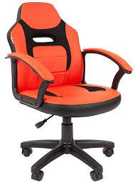 Купить <b>компьютерное кресло</b> Chairman <b>Kids</b> 110 (Black/Red) в ...