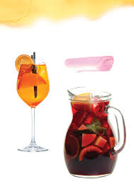 Коктейльная карта Cocktail Card