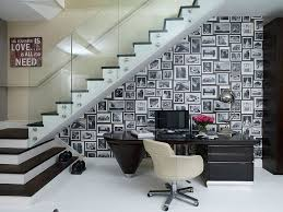 space under the stairs turned into a captivating home workspace design henrietta holroyd captivating home office desk