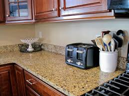 Tile Kitchen Countertops How To Install Backsplash On A Budget Apartment