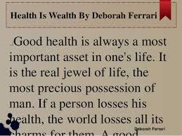 sa on health is wealth essay   homework for you  sa on health is wealth essay   image
