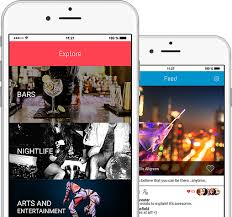 <b>Mykind</b> - The <b>social</b> network for those who love to go out