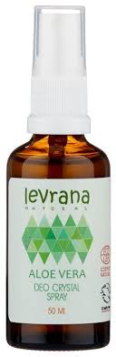 Купить <b>Дезодорант</b> спрей Levrana Алоэ Вера, <b>50</b> мл по низкой ...