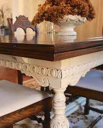 Refinishing A Dining Room Table Painting A Dining Room Table Distressed Ideas Hit Dining Room