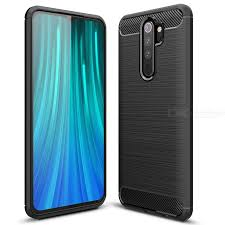 ASLING <b>Carbon Fiber TPU</b> Soft Back Cover Phone Case for Xiaomi ...