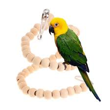 Pet <b>Bird Bells Parrots</b> Claws Feet Catch Cage Hanging <b>Toy</b> Pendant ...