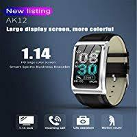 WTYD Smartwear <b>AK12</b> 1.14 inch IPS <b>Color</b> Screen <b>Smart Watch</b> ...