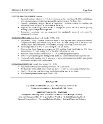 operation manager resume and get inspired to make your resume with these ideas 5 operation manager resume