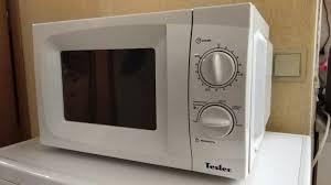 Обзор от покупателя на <b>Микроволновая печь TESLER</b> MM-1716 ...