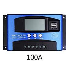 J-Cooper 30A/40A/50A/60A/100A MPPT Solar ... - Amazon.com