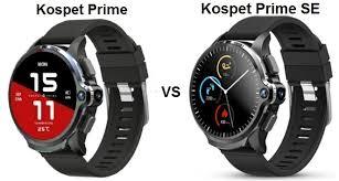 <b>Kospet Prime SE</b> VS Kospet Prime Smartwatch - Chinese ...