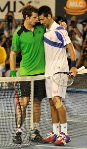 Image result for novak and murray 2010