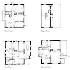 Plan  Elevation  SectionOf course it is important to keep in mind that the plan alone cannot describe a space  One needs elevations and sections to fully develop a three