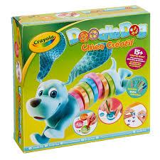 Набор <b>трафаретов для рисования</b> Doodle Dog <b>Crayola</b> 93021 ...