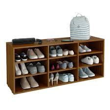 Широкая тумба для <b>обуви</b> Лана-3 от производителя <b>Мастер</b>