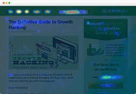 <b>Crazy</b> Egg Website Optimization   Heatmaps & A/B Testing
