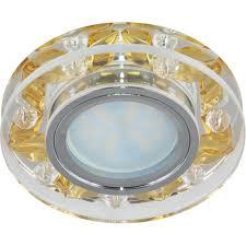 Встраиваемый <b>светильник Fametto</b> Peonia <b>DLS</b>-<b>P103</b>-<b>2001</b> ...