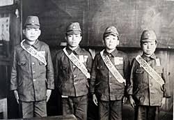 「満州開拓武装移民団出発光景」の画像検索結果