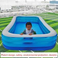 <b>Child inflatable swimming pool</b> large sea ball <b>pool</b> thickening ...
