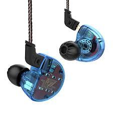 kz zs10 1 dynamic 4 balanced armature driver hybrid technology earphone