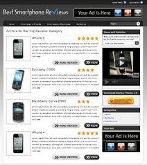Review Theme - A Wordpress review & affiliate theme for Affiliates
