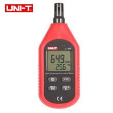 <b>UNI</b>-<b>T UT333</b> Мини цифровой ЖК-дисплей Температура воздуха ...