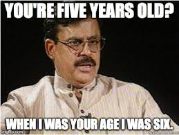 Typical Indian Dad Meme Generator - Imgflip via Relatably.com