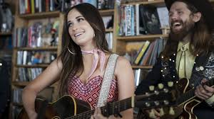 Kacey Musgraves Sings One For Marriage Equality : NPR